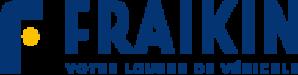 Logo Fraikin, votre loueur de véhicule