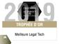 DATA LEGAL DRIVE remporte les trophées du droits 2019